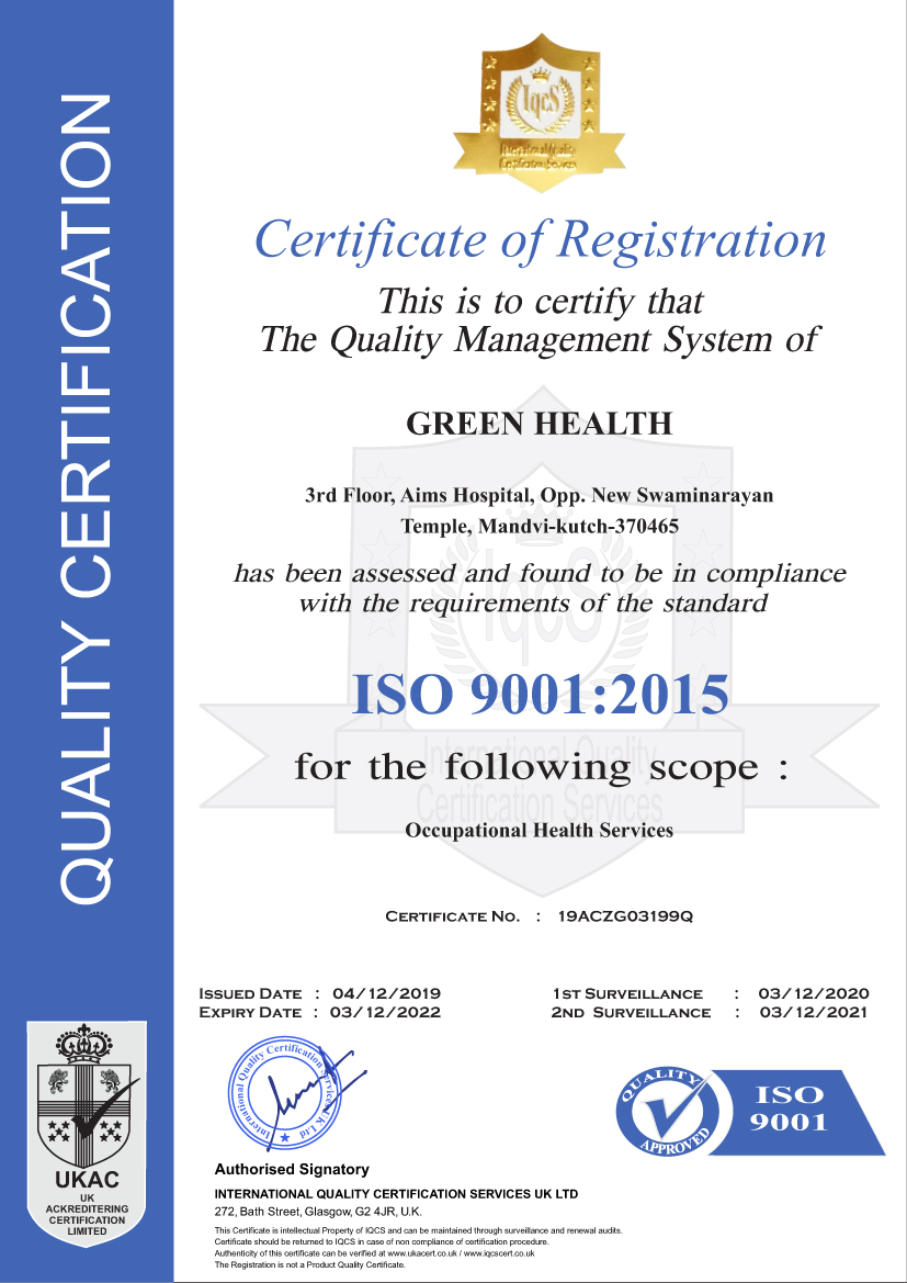 GREEN HEALTH FINAL